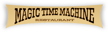 Magic Time Machine Restaurant